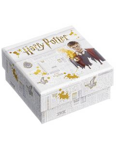 7x7 Harry Potter White Charm Gift Box
