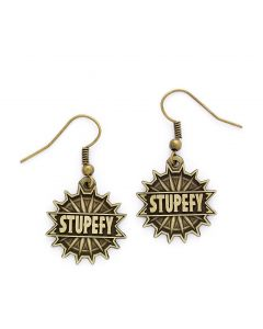 Fantastic Beasts Stupefy Earrings FE0001