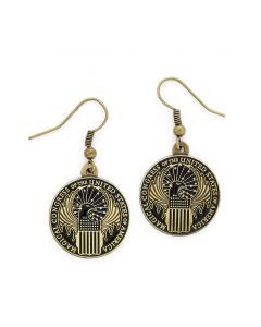 Fantastic Beasts Magical Congress Earrings FE0003