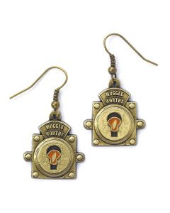 Fantastic Beasts Muggleworthy Earrings FE0014