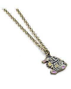 Fantastic Beasts Enamelled Niffler Necklace FEN0018