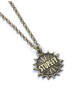 Fantastic Beasts Stupefy Necklace FN0001