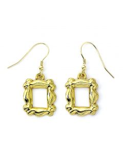 Official Friends 'Frame' Drop Earrings - FTE0005