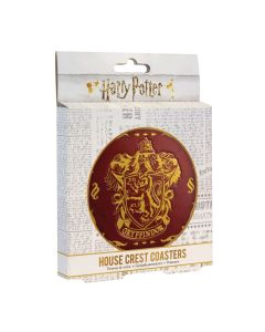 Harry Potter House Crest Coasters