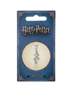 Harry Potter Dobby the House Elf Slider Charm on Blue Card Packaging