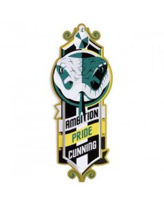 Harry Potter Slytherin Bookmark - HPBM0023
