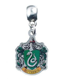 Harry Potter Slytherin Crest Slider Charm HP0023
