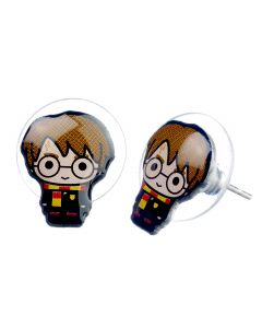 Harry Potter Chibi Stud Earrings- WEC082