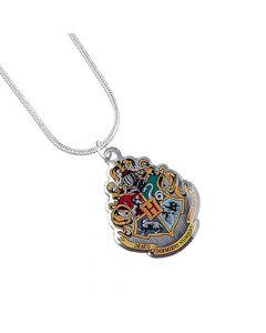 Harry Potter Hogwarts Crest Necklace WN0026