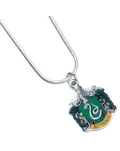 Harry Potter Slytherin Crest Necklace WN0023