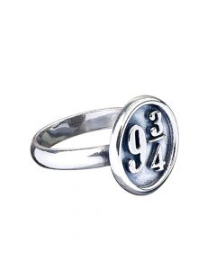 Official Harry Potter Platform 9 3/4 Ring RR0011-Small