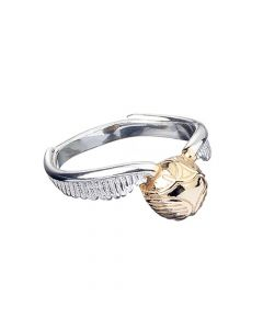Official Harry Potter Golden Snitch Ring RR0004- Medium