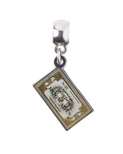 Harry Potter Hogwarts Express Ticket Slider Charm HP0107