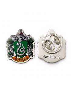 Slytherin Crest Pin Badge HPPB023