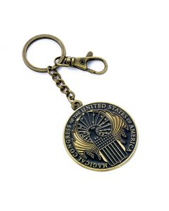 Fantastic Beasts Magical Congress Keyring KR0003