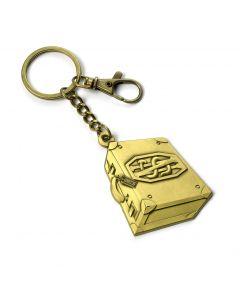 Fantastic Beasts Newt Scamander Suitcase Keyring KR0007