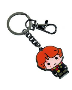 Chibi Ron Weasley Keyring on Discontinued Blue Card Packaging