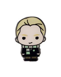 Chibi Draco Malfoy Pin Badge-PBC0087-BLU