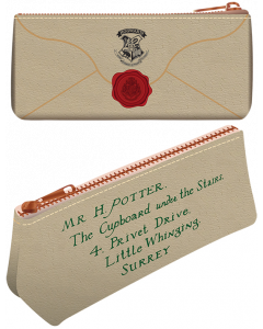 Harry Potter Hogwarts Letter Pencil case