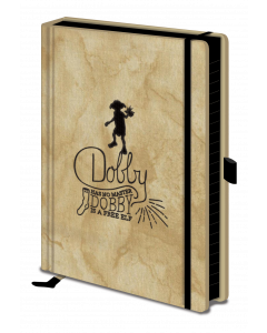 Harry Potter Dobby the Elf Note Book