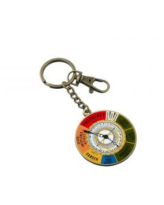 Fantastic Beasts Magical Exposure Threat Level Dial Keyring KR0011