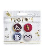 Harry Potter Cutie Button Badge Set BBC0089