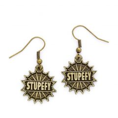 Fantastic Beasts Stupefy Earrings FE0001