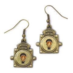 Fantastic Beasts Muggleworthy Earrings FE0014