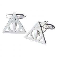 Harry Potter Deathly Hallows Cufflinks HC0054