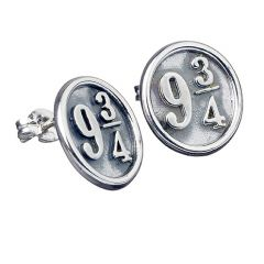 Official Sterling Silver Harry Potter Platform 9 3/4 Stud Earrings ES0011