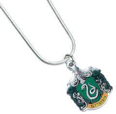 Harry Potter Slytherin Crest Necklace WN0023
