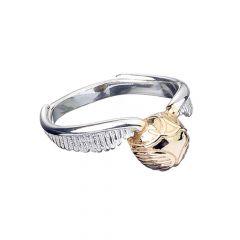 Official Harry Potter Golden Snitch Ring RR0004- Medium