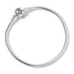 Harry Potter Sterling Silver slider charm Bracelet - Medium