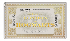 Harry Potter Hogwarts Express Ticket Pencil Case