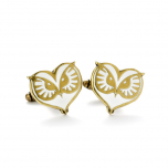 Fantastic Beasts Owl Face Cufflinks FM0008