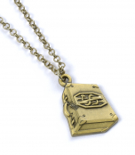Fantastic Beasts Newt Scamander Suitcase Necklace FN0007