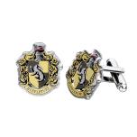 Harry Potter Hufflepuff Crest Cufflinks HC0024