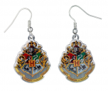 Harry Potter Hogwarts Crest Earrings WE0026
