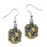 Harry Potter Hufflepuff Crest Earrings WE0024