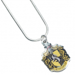Harry Potter Hufflepuff Crest Necklace WN0024