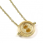 Harry Potter 30mm Spinning Time Turner Necklace- WN0097