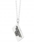 Official Harry Potter Hogwarts Acceptance Letter Charm Necklace  NN0017
