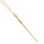 9ct Gold Harry Potter Wand Necklace