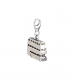 Official Harry Potter Knight Bus Clip on Charm WB0012