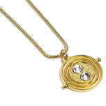 Harry Potter 20mm Fixed Time Turner Necklace- WN0100