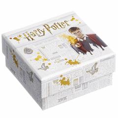 7x7 Harry Potter White Charm Gift Box