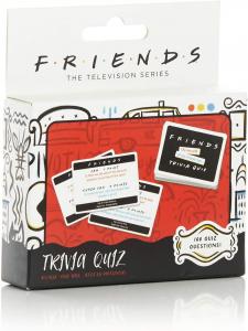 Friends Trivia Card Quiz Game