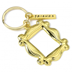 Official Friends TV Show Picture Frame Keyring FTK0005