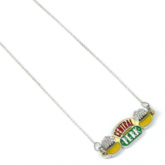 Official Friends the TV Series Central Perk Necklace  FTN0002