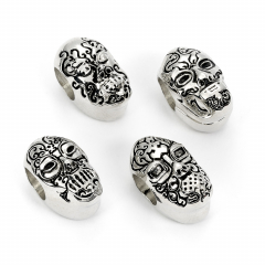 Harry Potter Death Eater Mask Charm Bead Charm Set HP0140